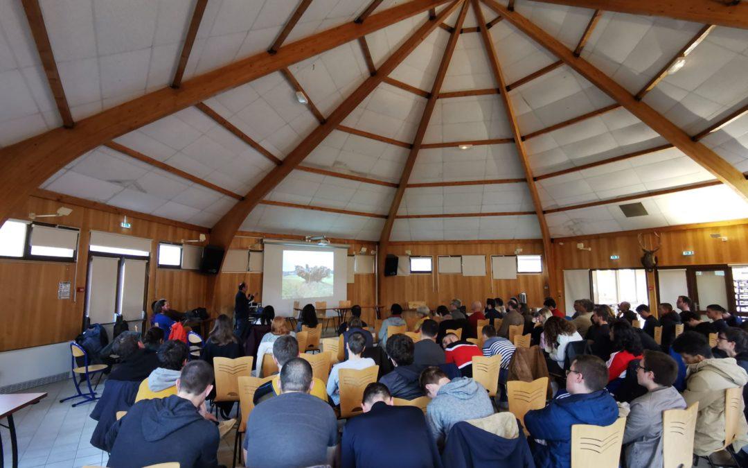 Journée «La Trogne en agroforesterie» du Lycée forestier de Crogny – 13 février 2020